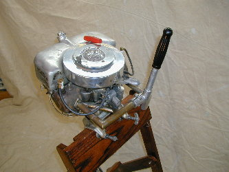 Oddjob Motors - Johnson antique outboards, mopeds, cars